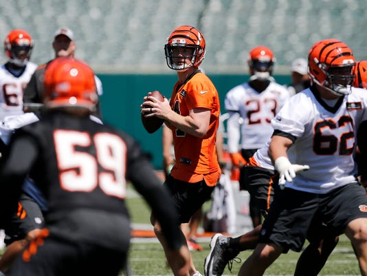 cincinnati bengals 5 pressing questions the team must answer in camp