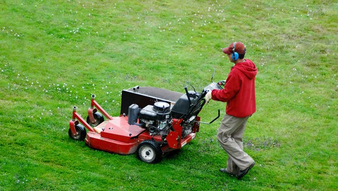 Save money this spring on your lawn gear.