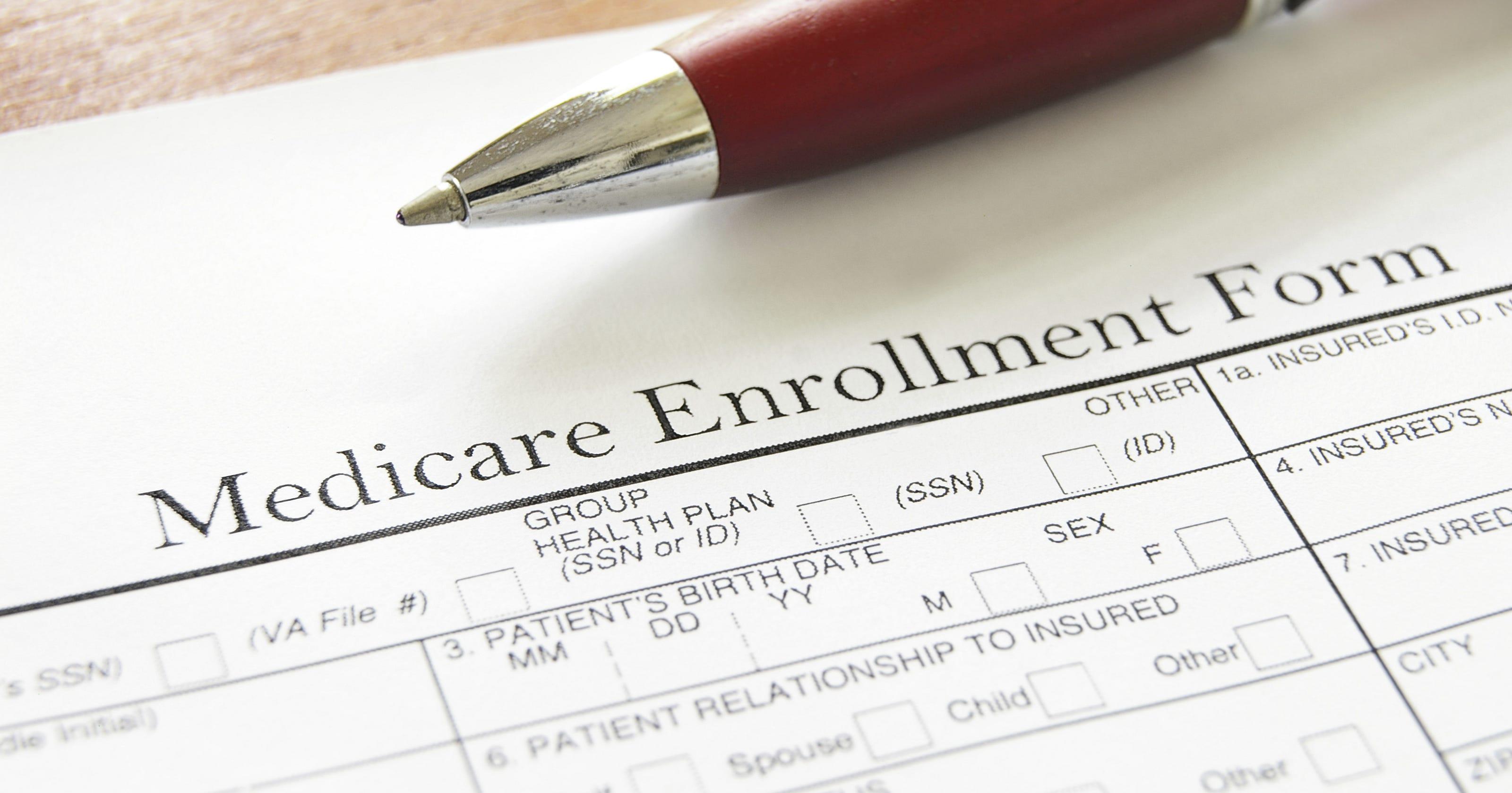 Medicare enrollment starts today