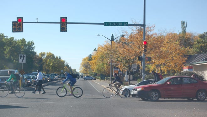 Fort Collins officials will show their recommended design for the West Elizabeth Enhanced Travel Corridor during an open house scheduled 6 to 8 p.m. June 16 at Westminster Presbyterian Church, 1709 W. Elizabeth St.