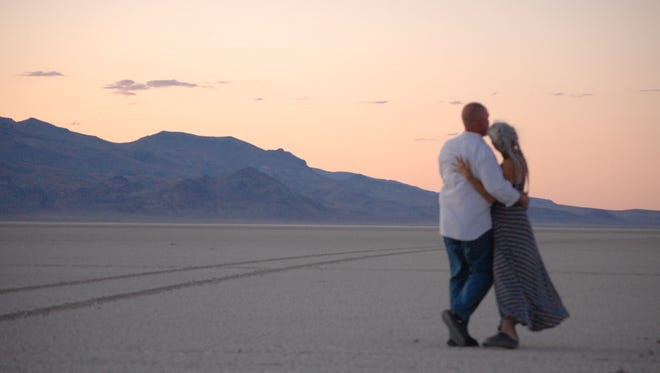 Will Roger and Crimson Rose met in the early 1990s and married at Burning Man in 2012.