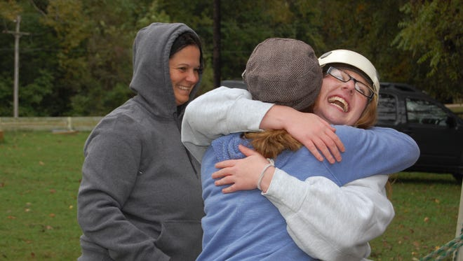 Teens can gain support with grief after the loss of a loved one at Alive Hospice's retreat for teens.