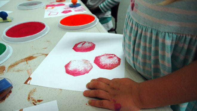 The Fort Pierce Branch Library is offering more creative learning programs with S.T.E.A.M. Storytime and Bubble Play and Finger Painting.