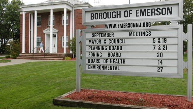 Emerson Borough Hall.