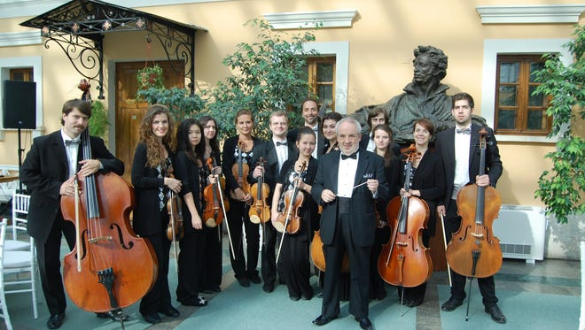 The Sheboygan Concert Association will present a performance by Chamber Orchestra Kremlin, direct from Moscow, on Monday, March 6.