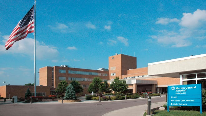 Marion General Hospital, part of the OhioHealth network, will be adding three floors in a $46 million expansion.