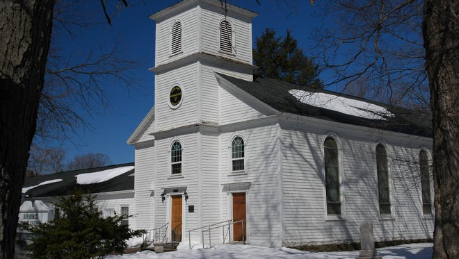 The Reformed Dutch Church on Route 9 in the Town of Hyde Park began as the Stoutenburgh Religious Society in 1789.