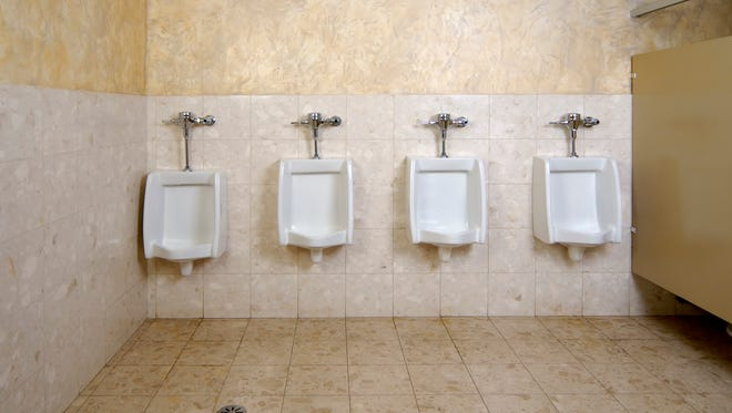 Is it OK for teen girls to use men's restroom?