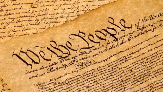 Constitution of the United States.