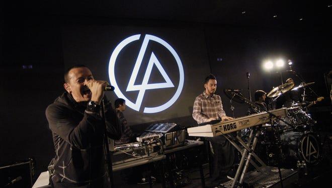 Linkin Park will perform in Fresno in October.