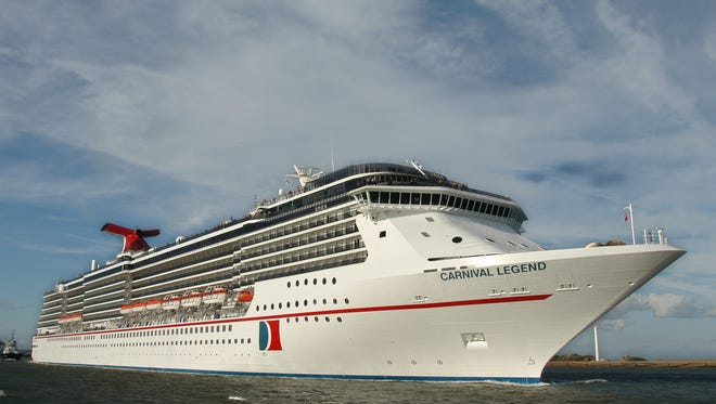 Sailing since 2002, the 2,124-passenger, 88,500-ton Carnival Legend is the second oldest of Carnival's four Spirit Class ships.