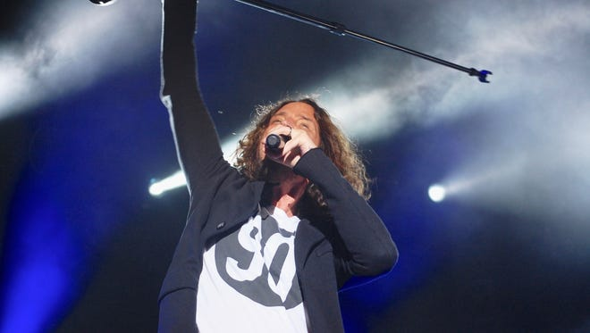 Soundgarden singer Chris Cornell performed at Fort Rock on April 30, 2017, at JetBlue Park in Fort Myers, Florida. Cornell died on May 17, after a concert in Detroit.