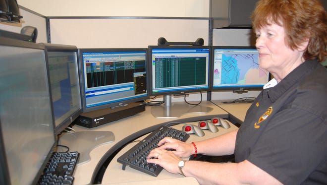 The Erlanger 911 dispatch center could merge with Kenton County's center by July 2018.