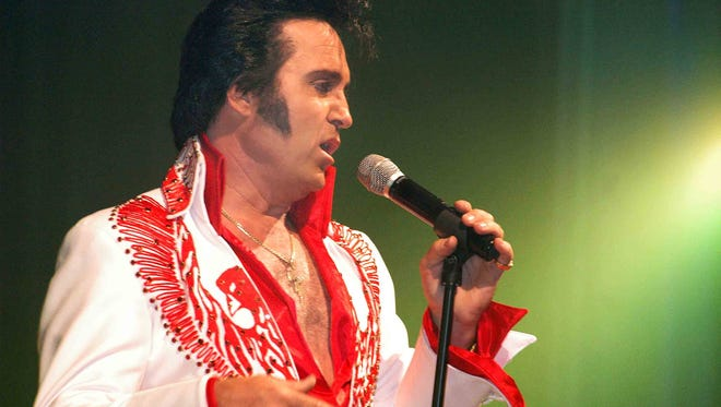 FOREVER ELVIS: KRAIG PARKER AND HIS ROYAL TRIBUTE BAND AND ORCHESTRA