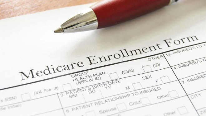 The 2017 Medicare open enrollment period begins Oct. 15 and runs through Dec. 7.