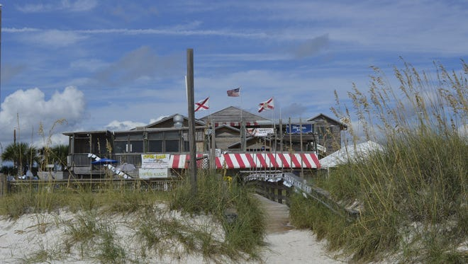 """The Flora-Bama Lounge, Package and Oyster Bar is unhappy with the name of the new MTV reality show """"Floribama Shore."""""""