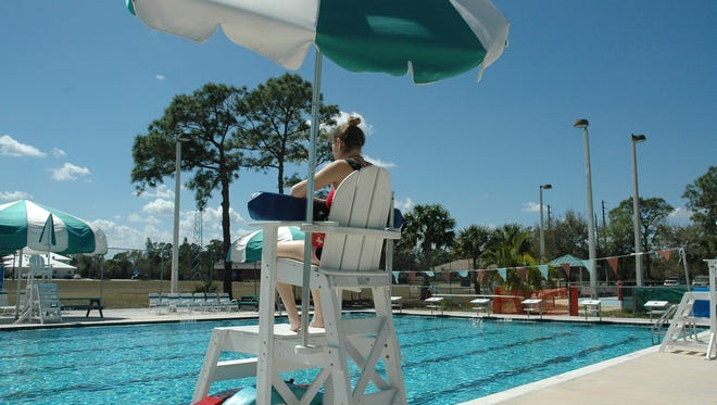 St. Lucie County's Aquatics staff is scheduled to open the Ravenswood Pool for spring break, March 10 -18.