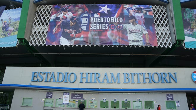 Estadio Hiram Bithorn will be ready to roll Tuesday night when the Indians and Twins take each other on.