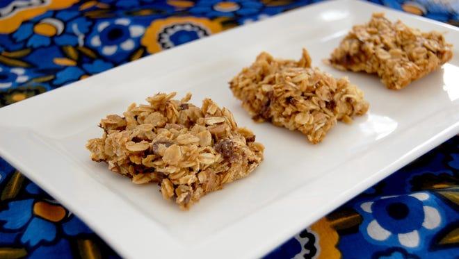 Granola Snack Bars