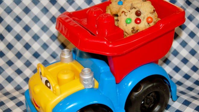 Mini Kiddie Cookies