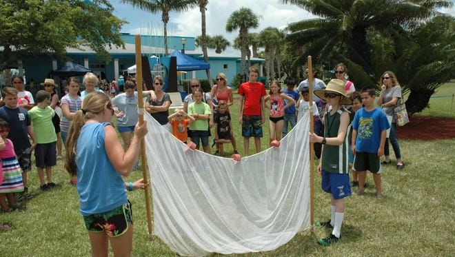The Smithsonian invites the entire community to join the global celebration of World Ocean Day at the Smithsonian Exhibit at the St. Lucie County Aquarium from 10 a.m. to 3 p.m., Saturday, June 9.