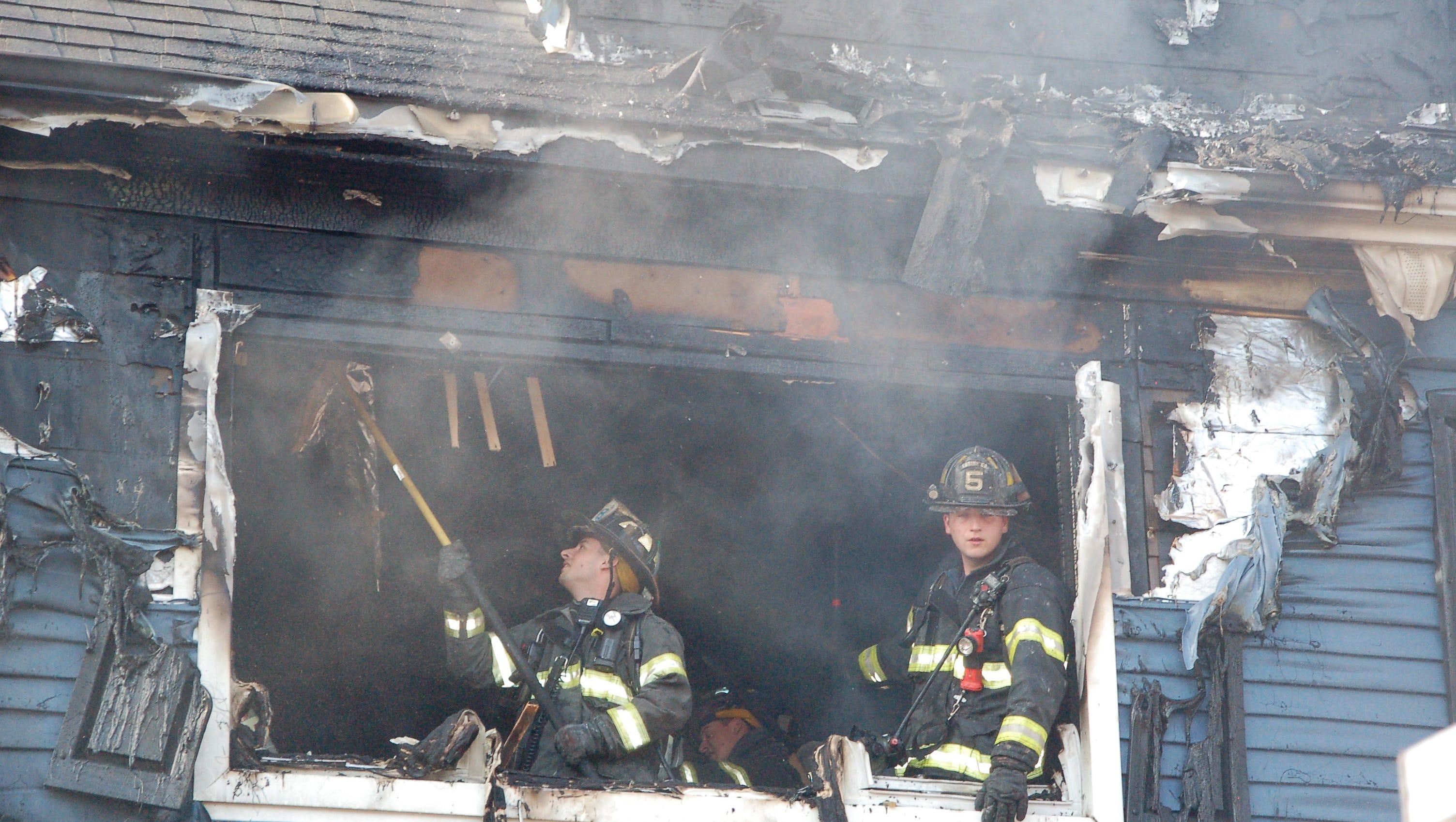 Garfield Nj Fire Breaks Out In Home