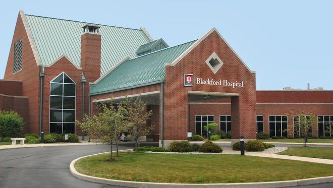 IU Health Blackford Hospital
