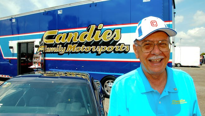 Later in life, Paul Candies' hobby of drag racing was transformed into a huge enterprise.