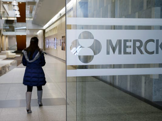 Merck HIV Drug License