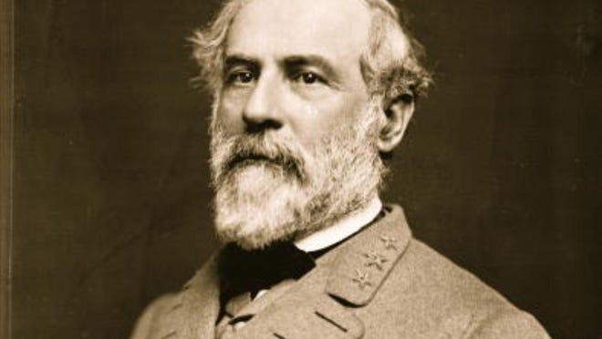 Portrait of General Robert E. Lee, circa 1864