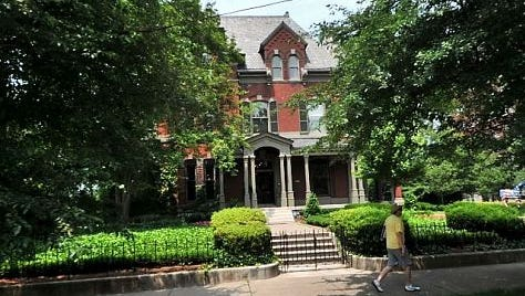 The Speed Mansion at 505 W. Ormsby in Old Louisville is the former home of philanthropist and businessman J.B. Speed. It's being sold by the widow of lawyer Larry Franklin to the Kentucky College of Art and Design.