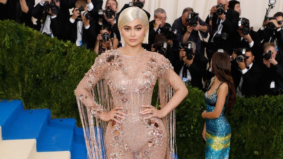 Kylie Jenner is starring in her own reality series