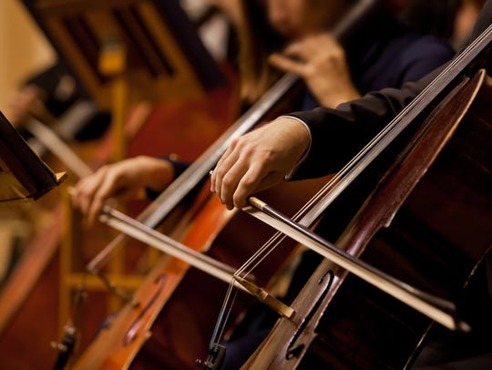 Hear the symphony Nov. 10.