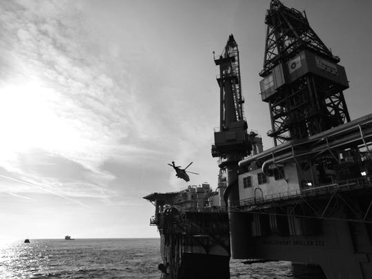 Gulf Oil Spill Begins To Reach Land As BP Struggles To Contain Leak