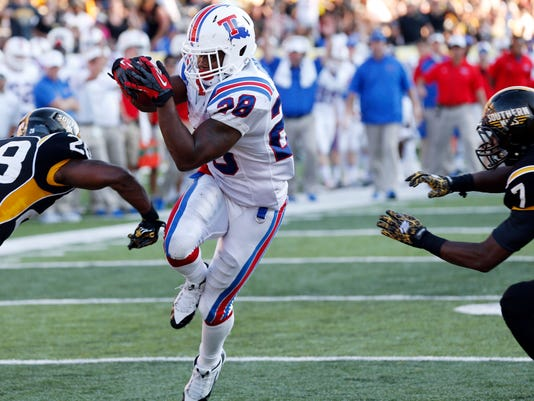 Louisiana Tech Southern Miss Football