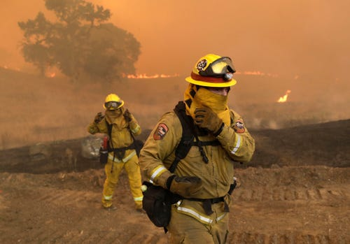 Verizon throttled 'unlimited' data of Calif. fire department during wildfire