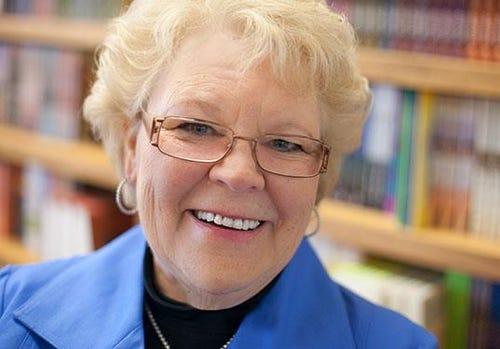 Lauraine Snelling, author of