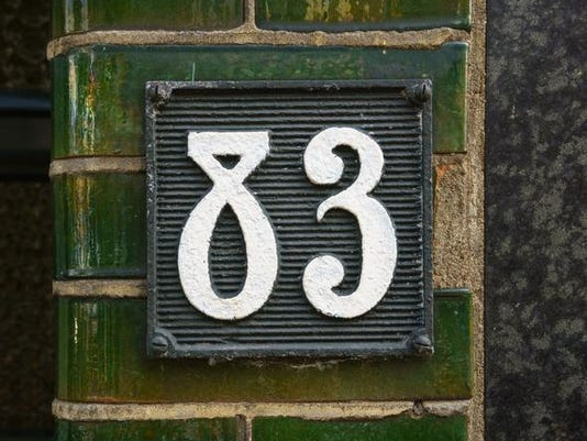 House number 83