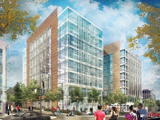 Ambrose Property Group wants to redevelop the former