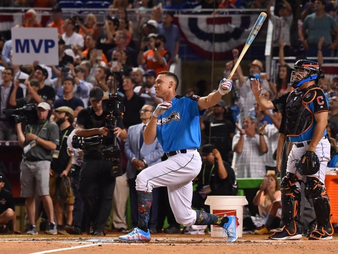 Home Run Derby's great...