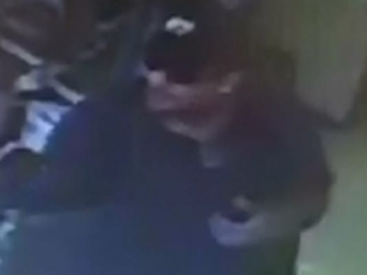 Rest Area store robber