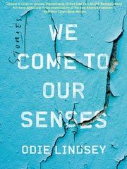 "Book cover, ""We Come To Our Senses"" by author Odie"
