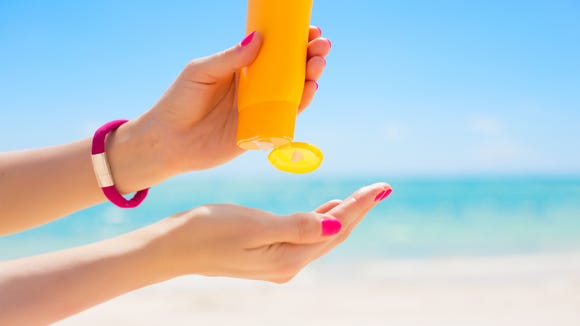 The American Academy of Dermatology recommends a sunscreen