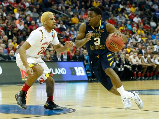 NCAA Basketball: NCAA Tournament-3rd Round-West Virginia vs Maryland