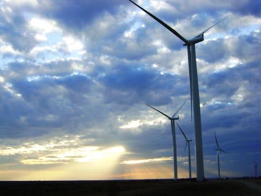 AP Microsoft Wind Power