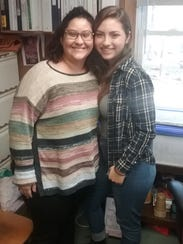 Seventeen-year-old Carmel Elizabeth Coleman empowers