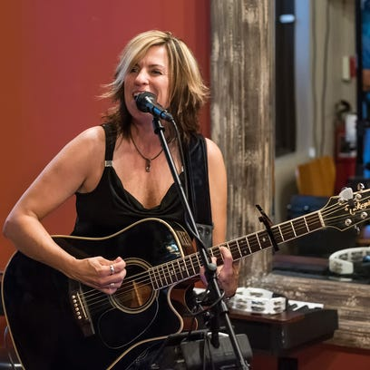 LADYBUG MUSIC FEST: Christine Havrilla performs inside