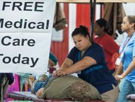 Remote Area Medical free clinic comes to Harrisonburg