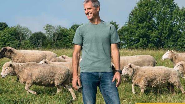 "Gene Baur's best-selling book, ""Living the Farm Sanctuary"