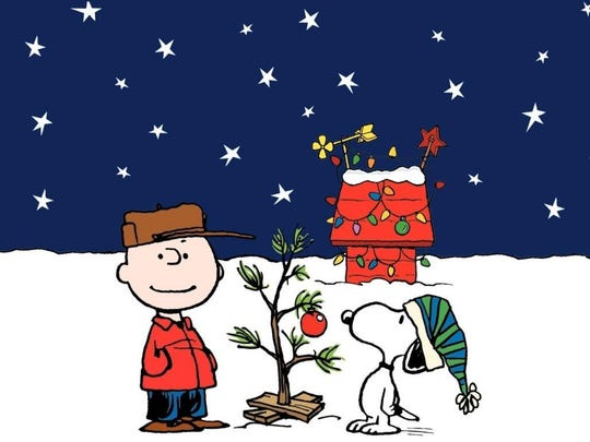 """A Charlie Brown Christmas"" airs at 8 p.m. Thursday on ABC."